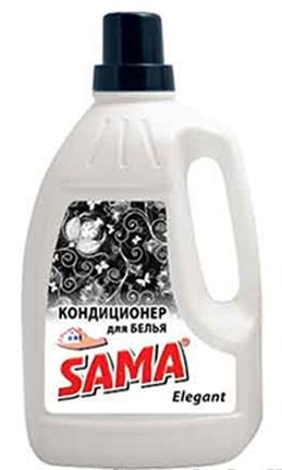 Кондиционер для белья SAMA Elegant 1,5 л