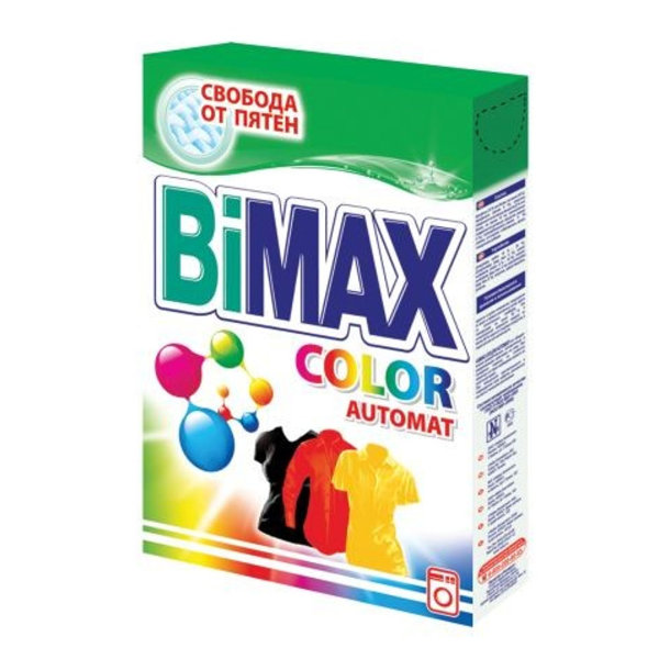 Стиральный порошок BiMAX Color автомат 400 гр
