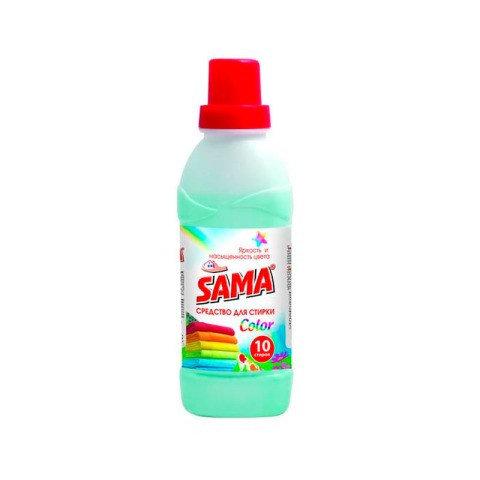 Средство для стирки SАМА для цветных вещей  500 мл