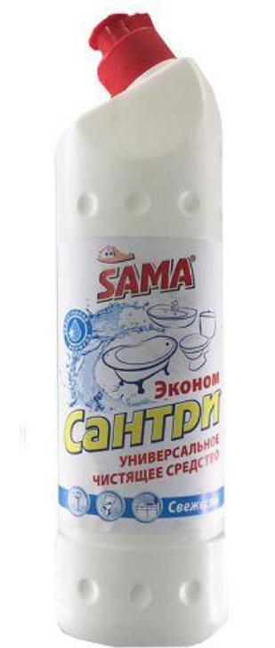 Универсальное чистящие средство SAMA Сантри свежесть 500 мл