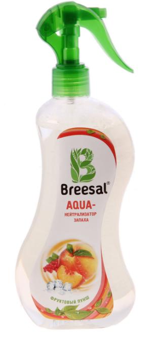 Нейтрализатор запаха Breesal AQUA Фруктовый пунш 375 мл