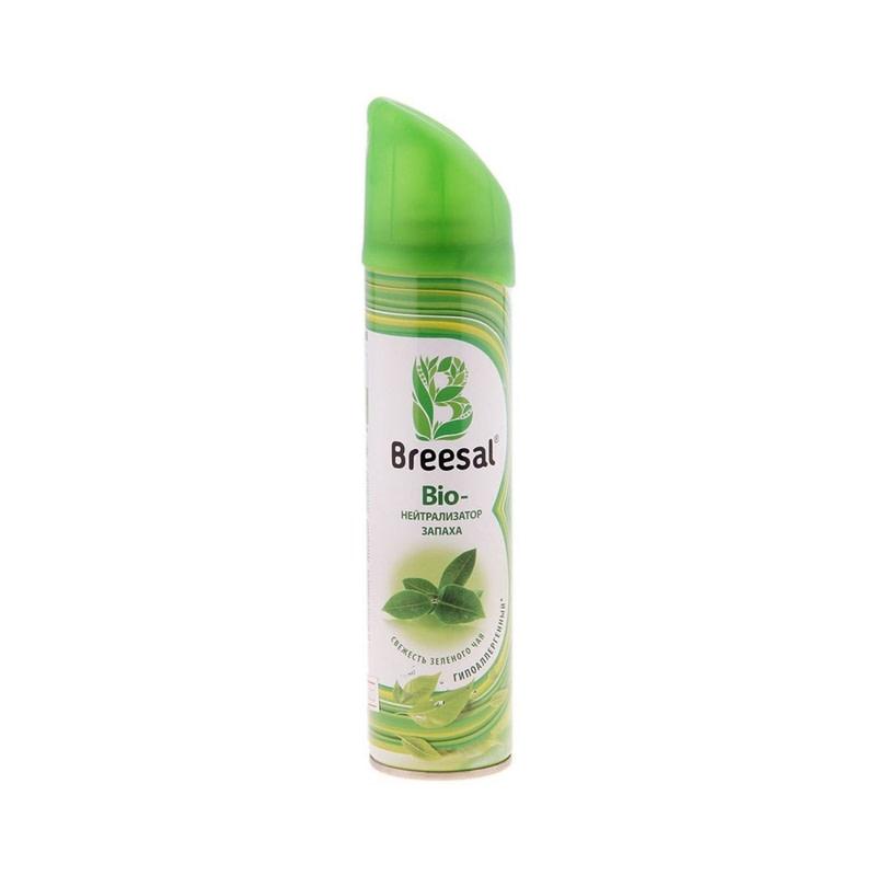 Bio-нейтрализатор запаха Breesal Свежесть зеленого чая 275 мл