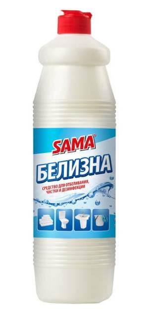 Отбеливатель жидкий Белизна 1 л