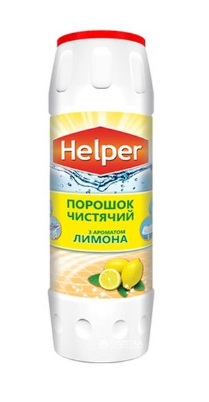 Чистящий порошок Helper с ароматом Лимона 500 гр