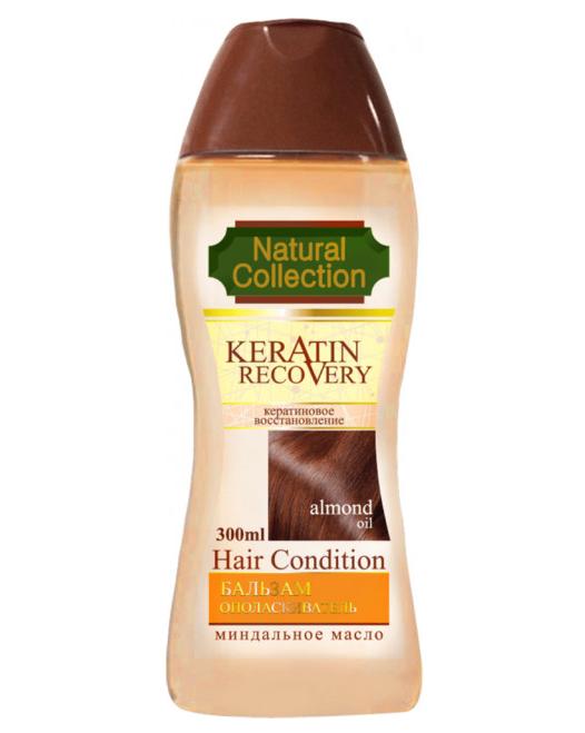 Бальзам-ополаскиватель с миндальным маслом NATURAL COLLECTION 300 мл