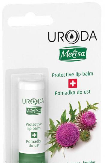 Гигиеническая губная помада Uroda Melisa Защитный 4.2 гр