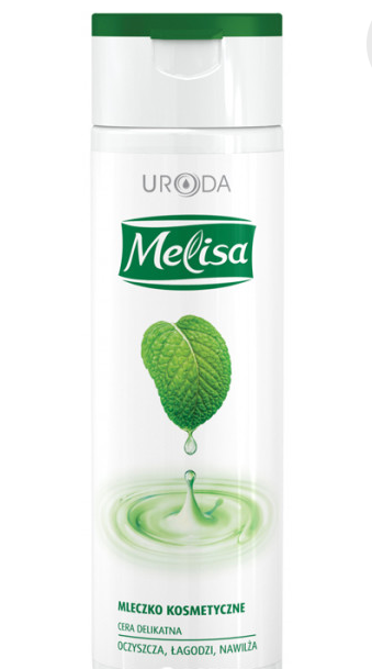 Молочко косметическое Uroda Melisa 200 мл