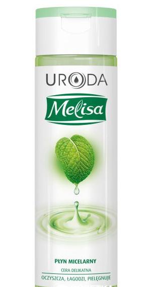 Мицелярная жидкость Uroda Melisa для чувствительной кожи 200 мл