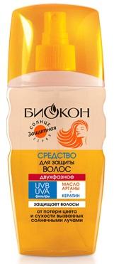 Средство для защиты волос Биокон 160 мл