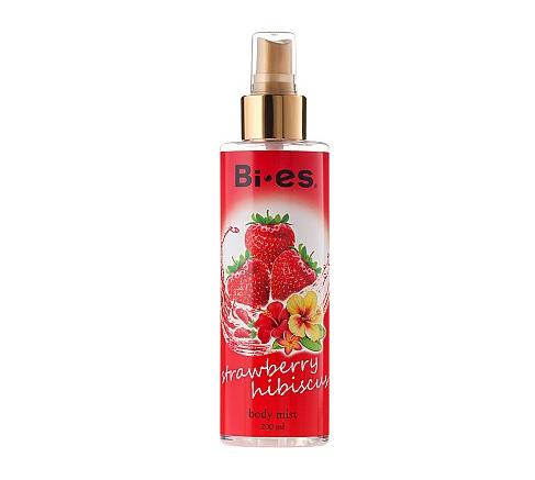 Спрей для тела Bi-es Strawberry Hibiscus 200 мл