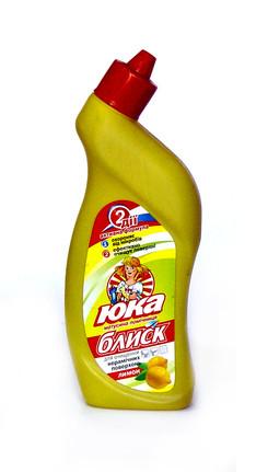 Чистящее средство ЮКА-блеск Лимон 810 гр