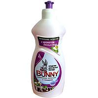 Средство для мытья посуды + глицерин  BUNNY с ароматом Лесных ягод 500 мл