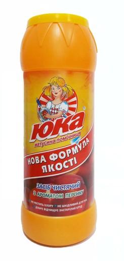 Чистящее средство ЮКА с ароматом Персика 500 гр