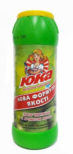 Чистящее средство ЮКА с ароматом Яблока 500 гр