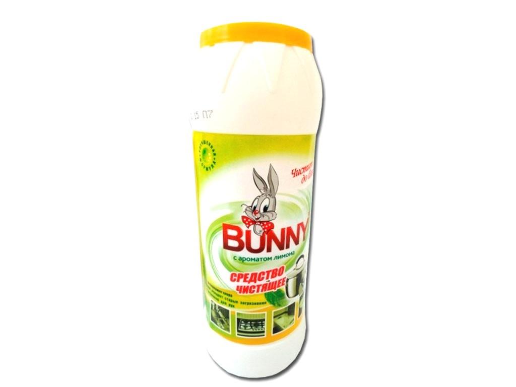 Чистящее средство BUNNY ЛИМОН 500 гр
