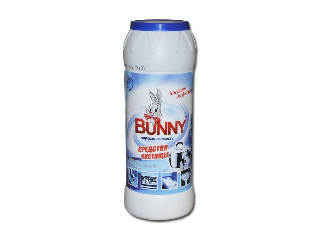 Чистящее средство BUNNY Морской бриз 500 гр