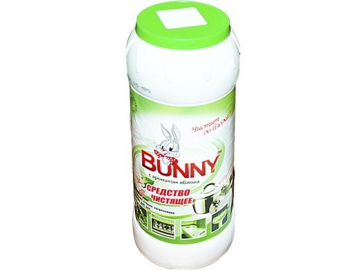 Чистящее средство BUNNY Яблоко 500 гр